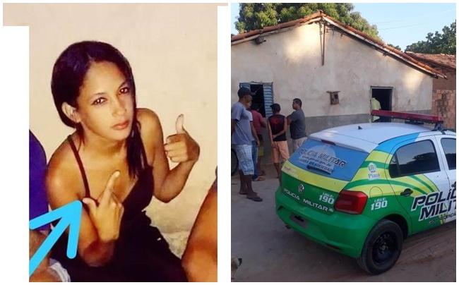 Jovem é assassinada pelo companheiro no sul do Piauí