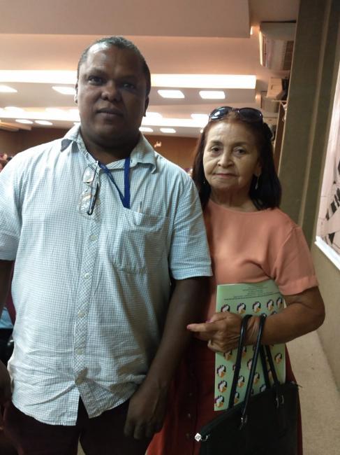 Secretária de Saúde de Pau D'arco do PI participa de evento do SUS