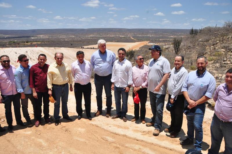 Complexo Eólico de Lagoa do Barro alavanca o desenvolvimento do município