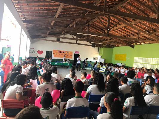 Escola Dom Avelar em Colônia do Gurgueia realiza gincana de matemática