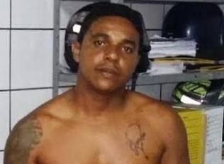 Delegacia de Homicídios/Timon cumpre mandado e prende 'Vida Loka'