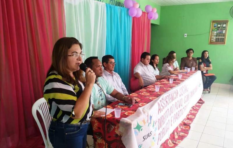 Prefeitura de São João do Arraial realiza Conferência de Assistência Social