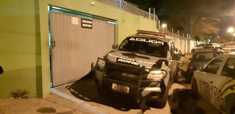 Dono de oficina é preso suspeito de receptação na Zona Leste de Teresina