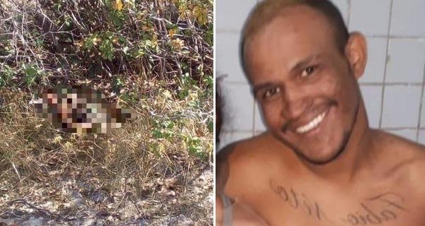 Corpo de homem é encontrado amarrado e com marcas de tiros