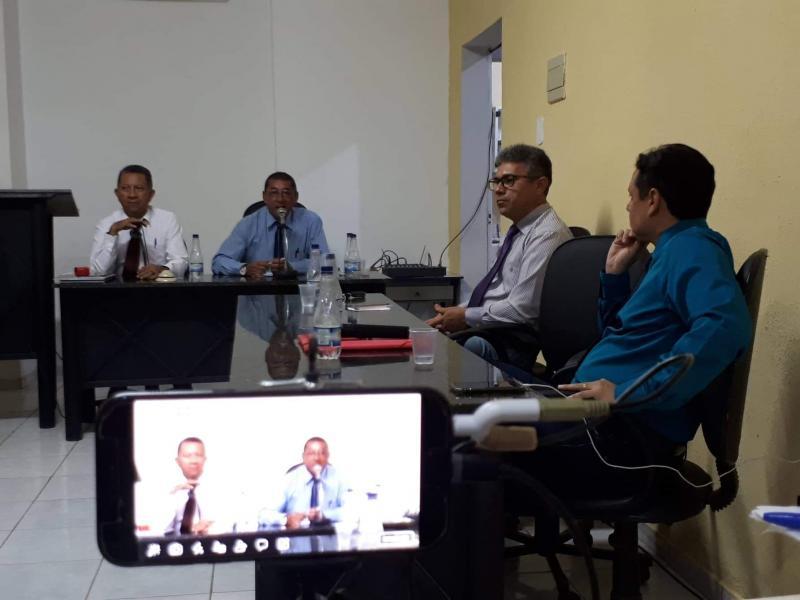 Capitão de Campos: Câmara analisa projetos e discute melhorias