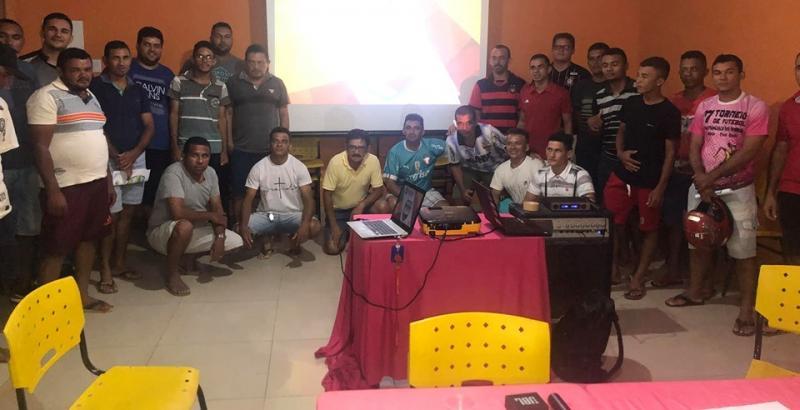 Capitão de Campos: Prefeitura inicia o campeonato com times da zona rural