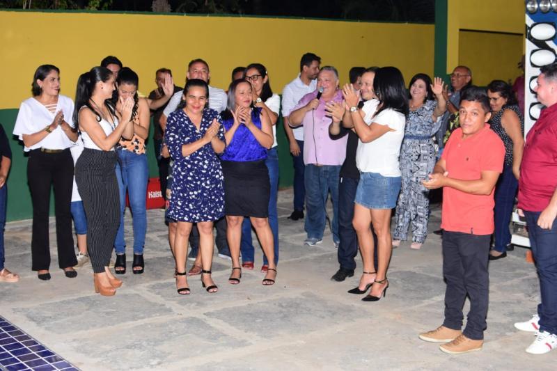Prefeitura de Lagoinha realiza festa em homenagem ao dia dos professores