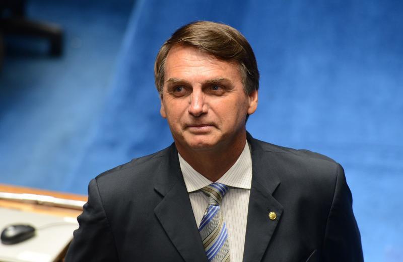 Bolsonaro anuncia filiação ao PSL para disputar eleição em 2018