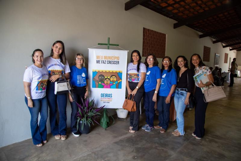 Oeiras sedia 5º Ciclo de Capacitação do Selo Unicef