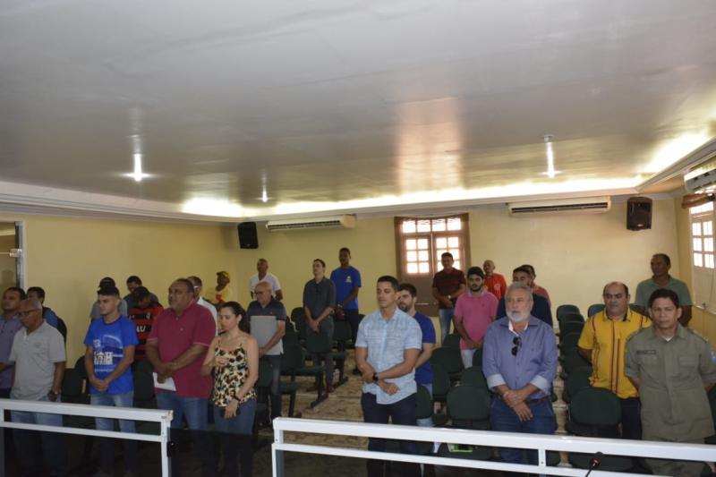 Atualização do Código Tributário de Oeiras é tema de audiência pública