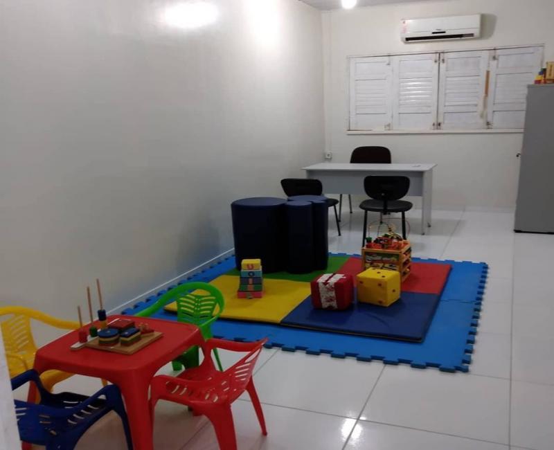 Simplício Mendes | Sala de Estimulação para Crianças é criada