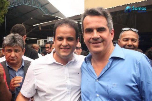 Prefeito de Amarante participa de evento de filiações do Progressistas