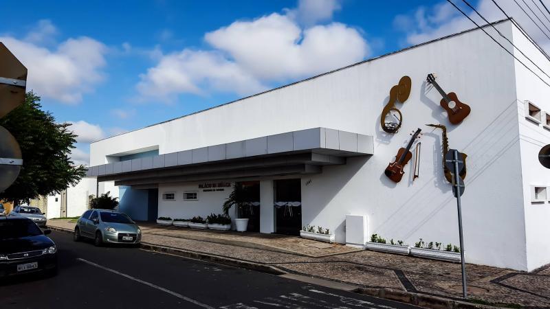 Palácio da Música de Teresina alerta para golpe