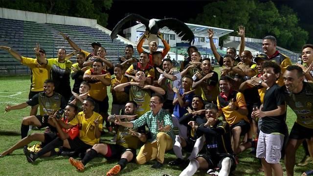 Timon bate Cori-Sabbá e sobe para a 1º divisão do Campeonato Piauiense