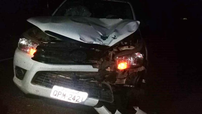 Adolescente de 15 anos morre atropelado na BR 135