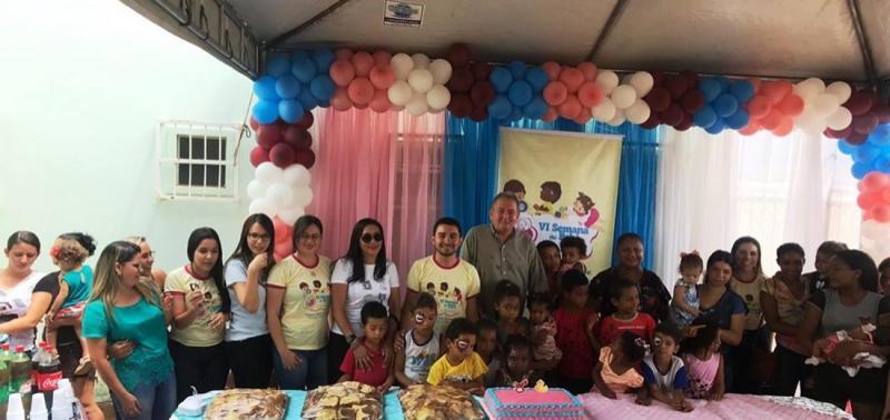 Tem início a VI edição da Semana do Bebê em Picos
