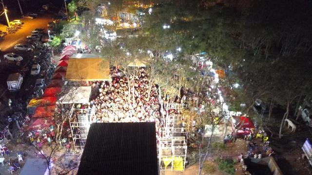 Multidão participa da Festa do Vaqueiro em Itainópolis