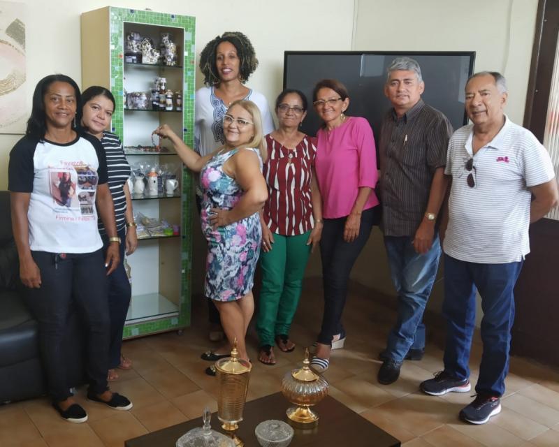 Hotéis de Floriano expõem artesanato local e incentivam a cultura