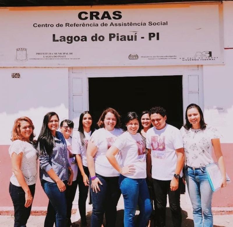 Lagoa do Piauí recebeu visita técnica do Ministério da Cidadania