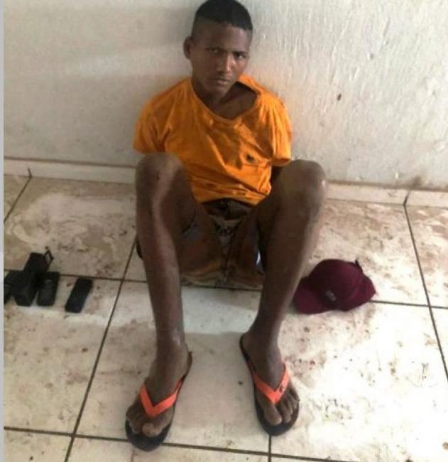 Polícia prende um dos maiores arrombadores de Barras-PI