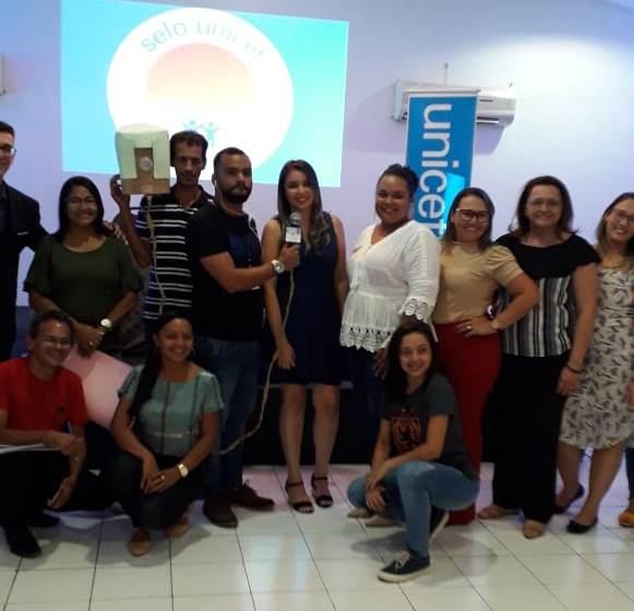 Francinópolis | Representantes participam de Capacitação do Selo UNICEF
