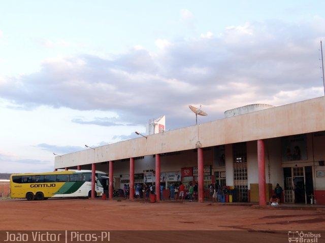 Homem é assassinado a facadas no Terminal Rodoviário de Picos