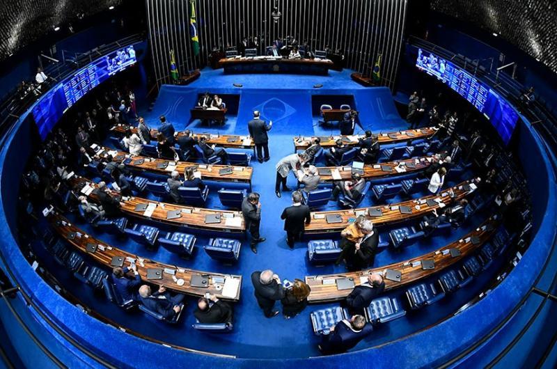 Senado vota 2º turno da reforma da Previdência