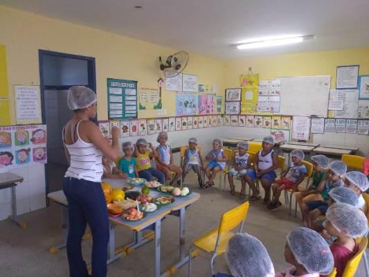 Programa Crescer Saudável em ação em Colônia do Gurgueia