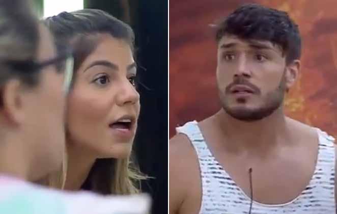A Fazenda: Hariany decepciona Lucas e modelo termina namoro