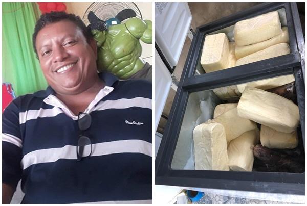 Polícia apreende mercadoria roubada de comerciante morto em assalto