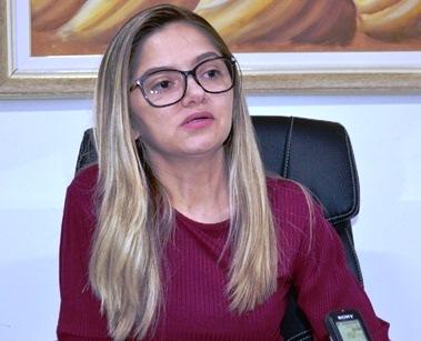 Maria Santana fala sobre a decisão de ser pré-candidata em Picos
