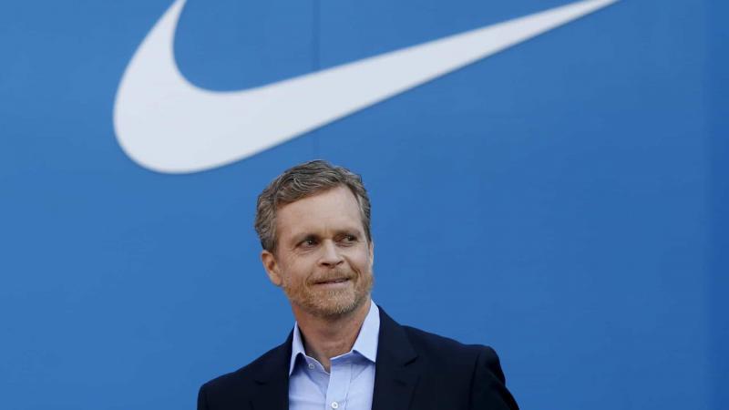 Em meio a polêmicas de doping, presidente da Nike deixará o cargo