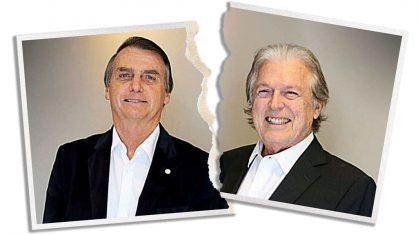 Bolsonaro e Bivar iniciam 'vale-tudo' na Justiça por controle do PSL