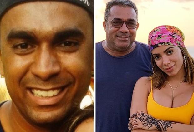 Anitta confirma resultado de DNA: 'Tenho um irmão, estou muito feliz'