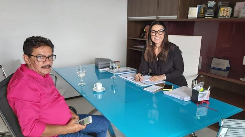 Capitão de Campos: Prefeito busca investimentos para custeio e educação