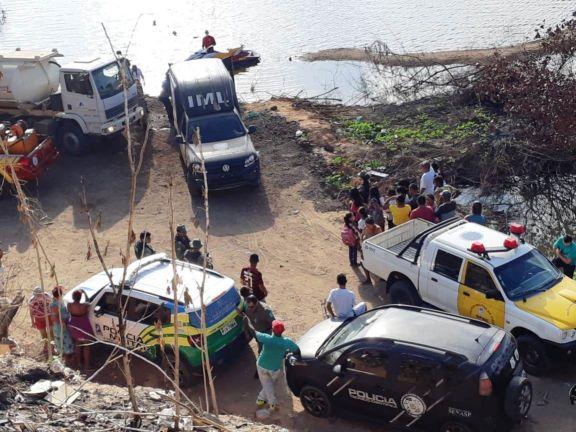 Corpo de jovem é encontrado boiando em lagoa no Piauí