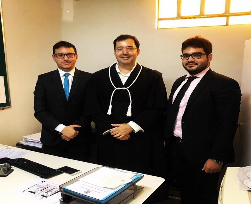 Associação dos Advogados solicita do Fórum de Picos vagas de estacionamento