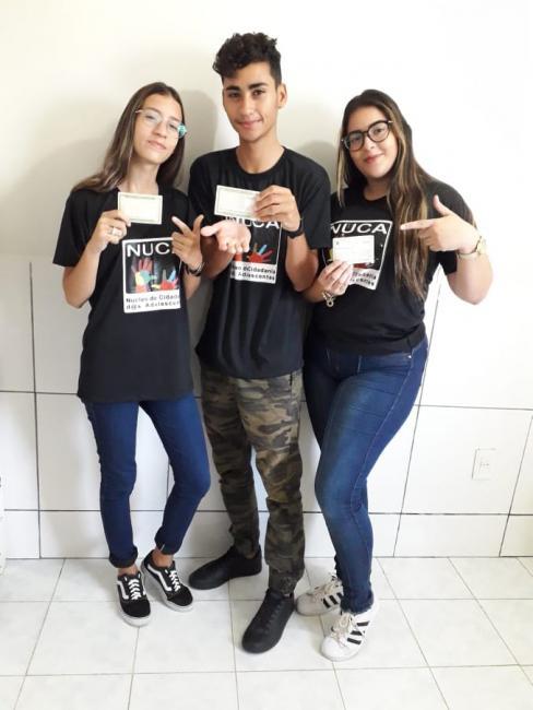 Com incentivo do NUCA, cresce número de eleitores jovens serrajoenses
