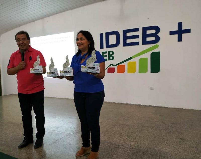 Água Branca realiza aulão do projeto IDEB+ para alunos da rede municipal