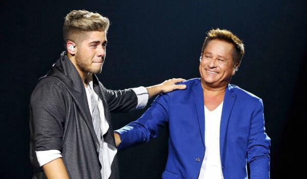 Filho do cantor Leonardo revela que está com doença incurável