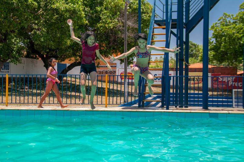 AABB de Água Branca realiza a Farra das Crianças