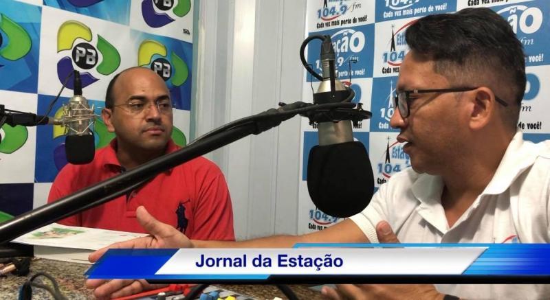 Confira a entrevista com Padre Antônio Nilson da Paróquia de Brasileira