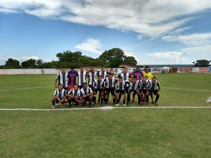 Tiradentes FC vence Sisi FC por 1X0