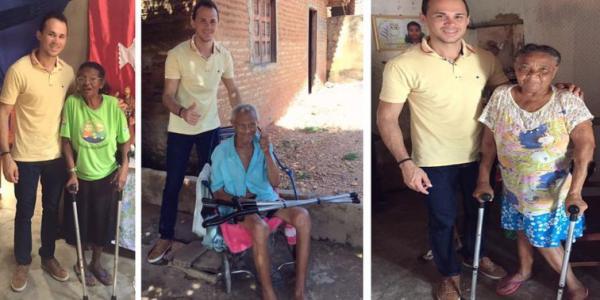 NASF levando mais qualidade de vida para a população em Francisco Ayres-PI