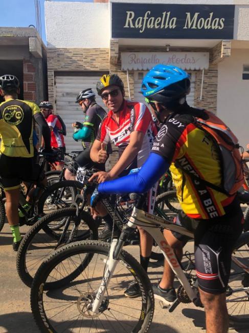 Ciclistas  de Redenção participaram do 1° CURIMATA RIDE dia (27)