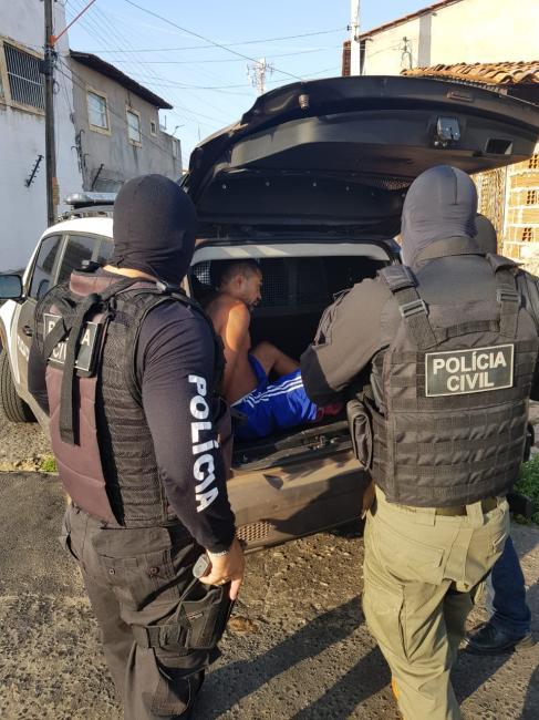 Polícia deflagra 3ª fase da Operação Contraassalto no Piauí e Maranhão