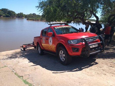 Jovem desaparece no rio Igaraçu em Parnaíba