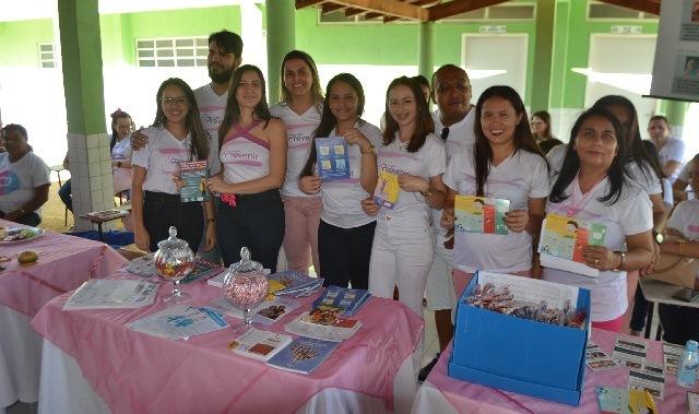 Secretaria de Saúde de Francisco Santos promove ação social para mulheres