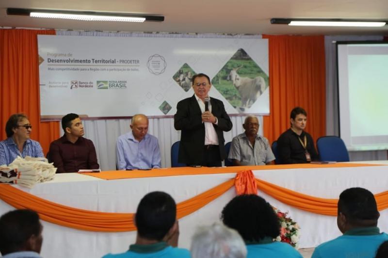 Altos   Programa do Banco do Nordeste é lançado para pequenos produtores