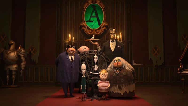 'A Família Addams' volta aos cinemas neste Halloween